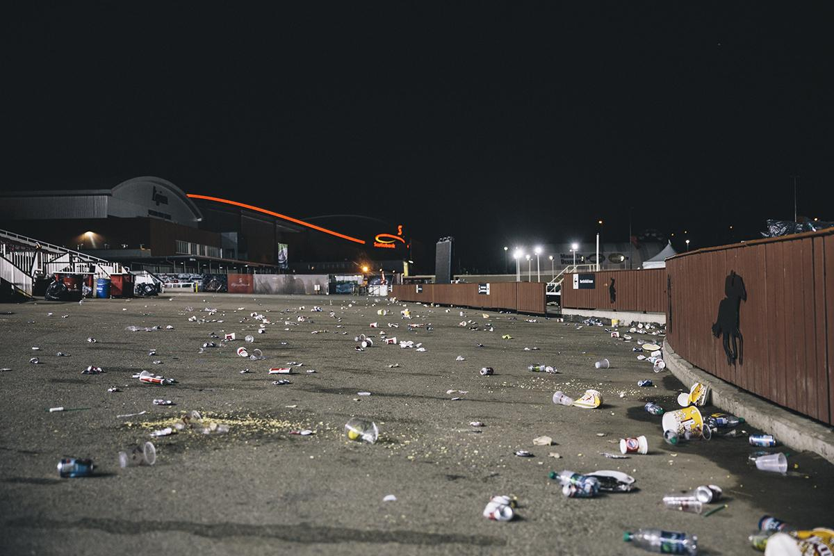 The Messy Aftermath Of The Calgary Stampede Vice Canada