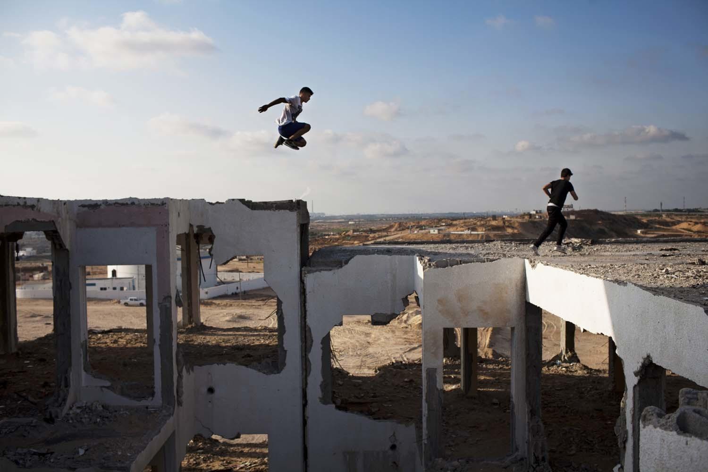 | | United of Parkour VICE States Gaza