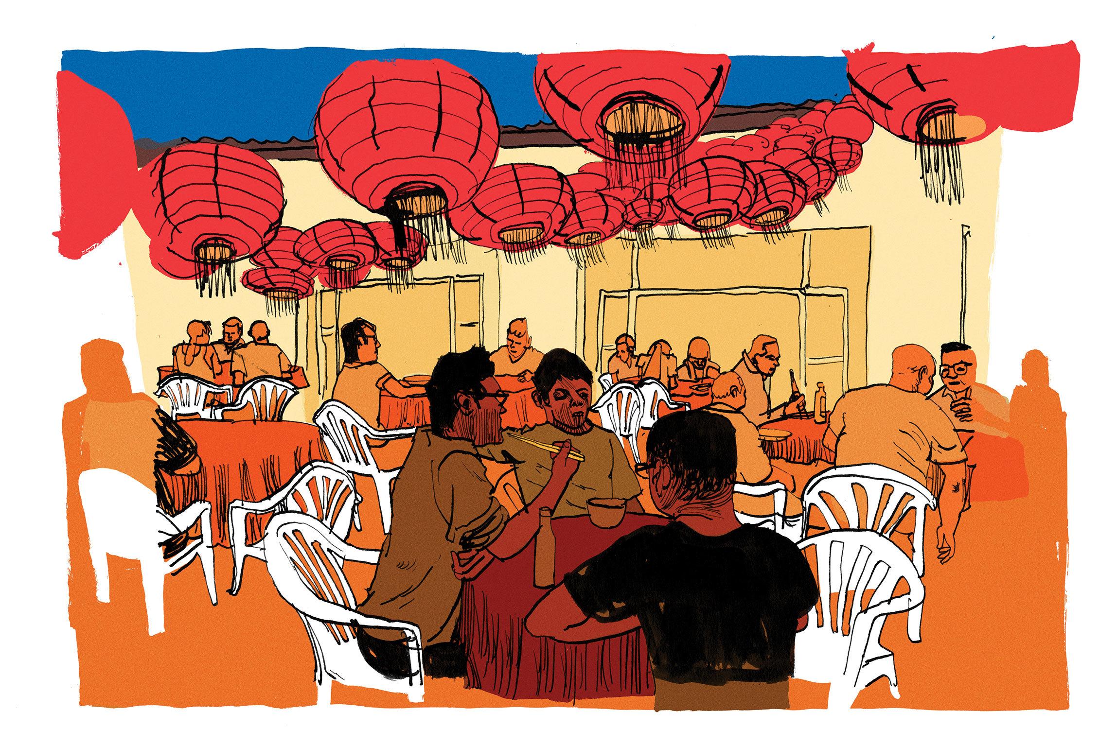 В угандийском торговом центре среди восточноафриканских инвестиций Китая