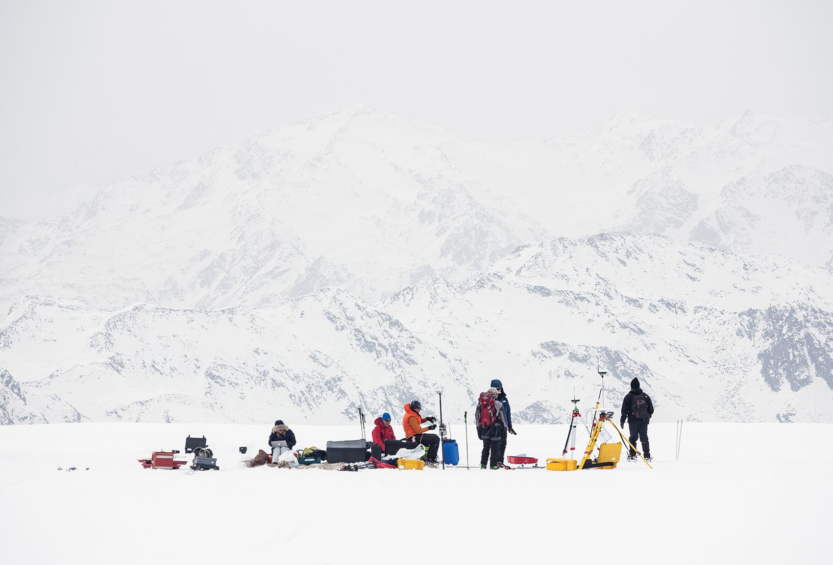 Изменение климата сдвигает границу между Италией и Австрией