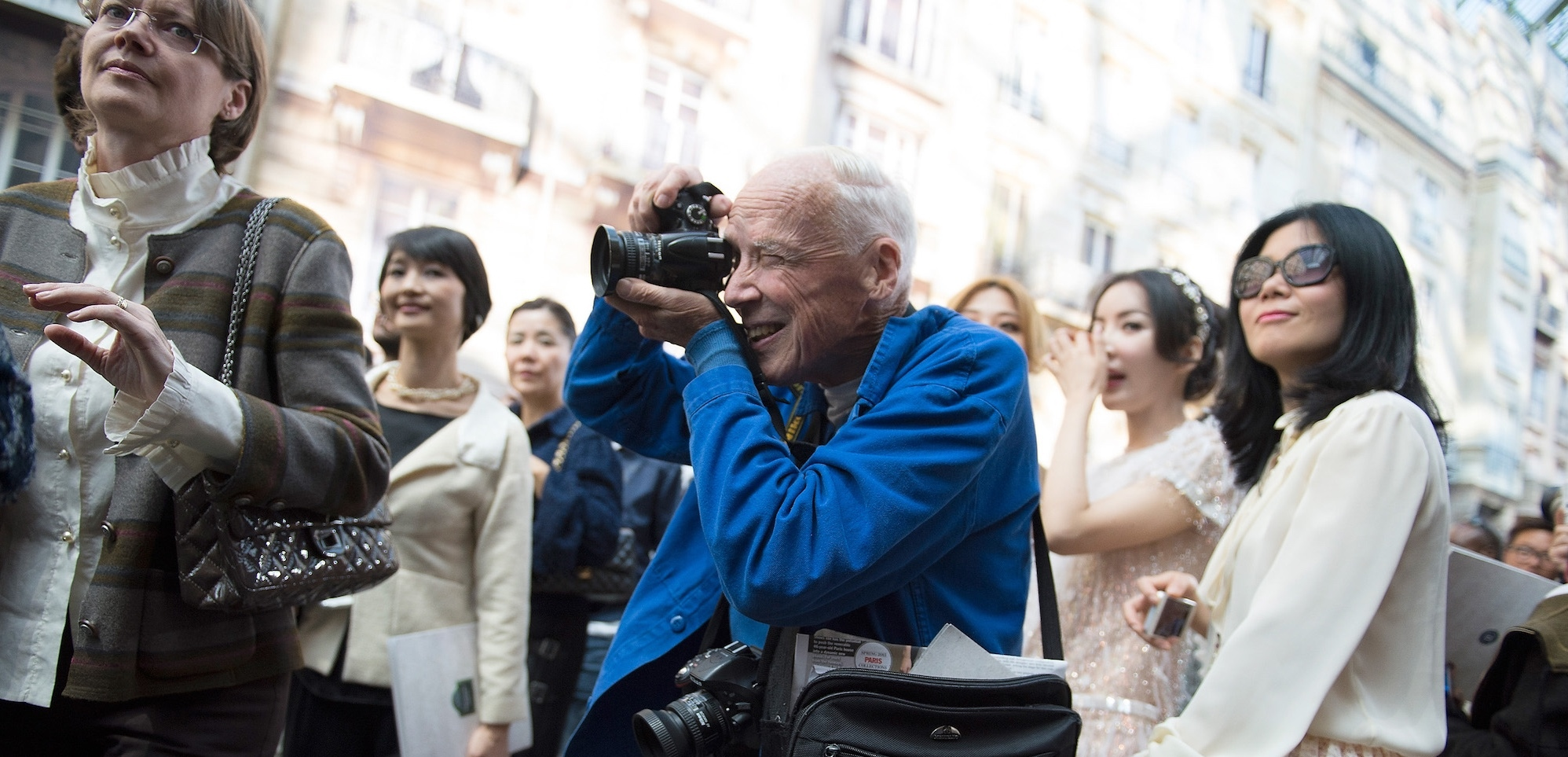 Bill Cunningham Made Me Feel Like a Real New Yorker