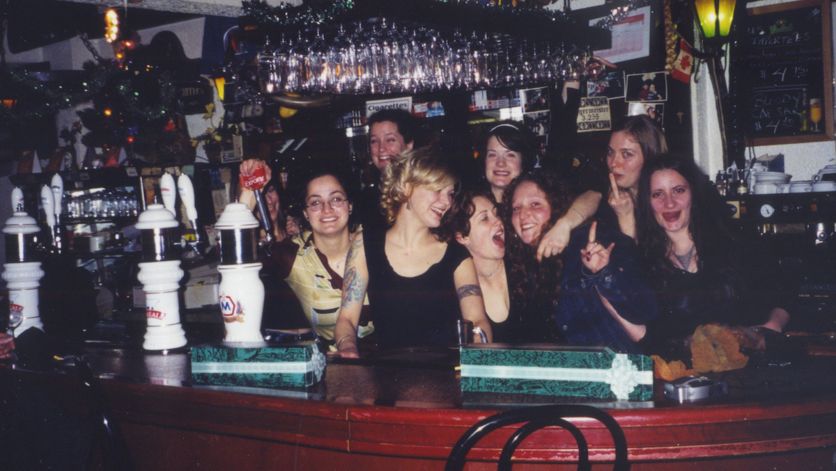 Where No One Knows Your Name: Returning to the Bar I Learned to Drink In