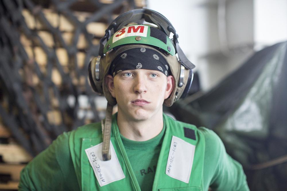Пятьдесят пять часов на борту американского авианосца «Гарри С. Трумэн»