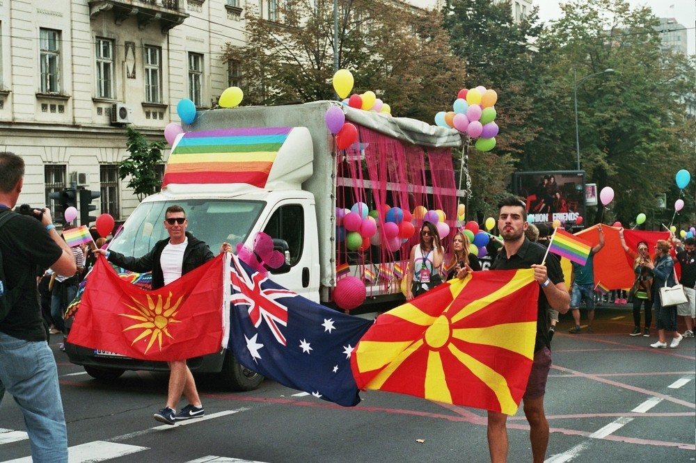 Gay srbia