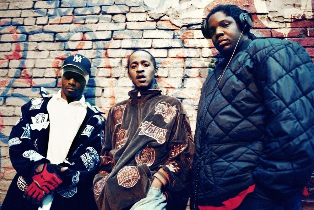 Wiederentdeckte Fotos Aus New Yorks Hiphop Szene Der 90er Vice