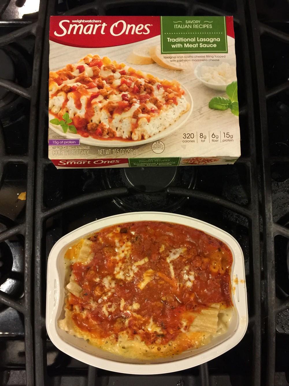 how to cook frozen lasagna