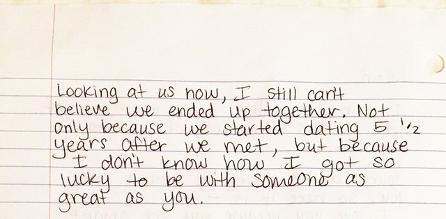People Show Us Their Old Love Letters - VICE