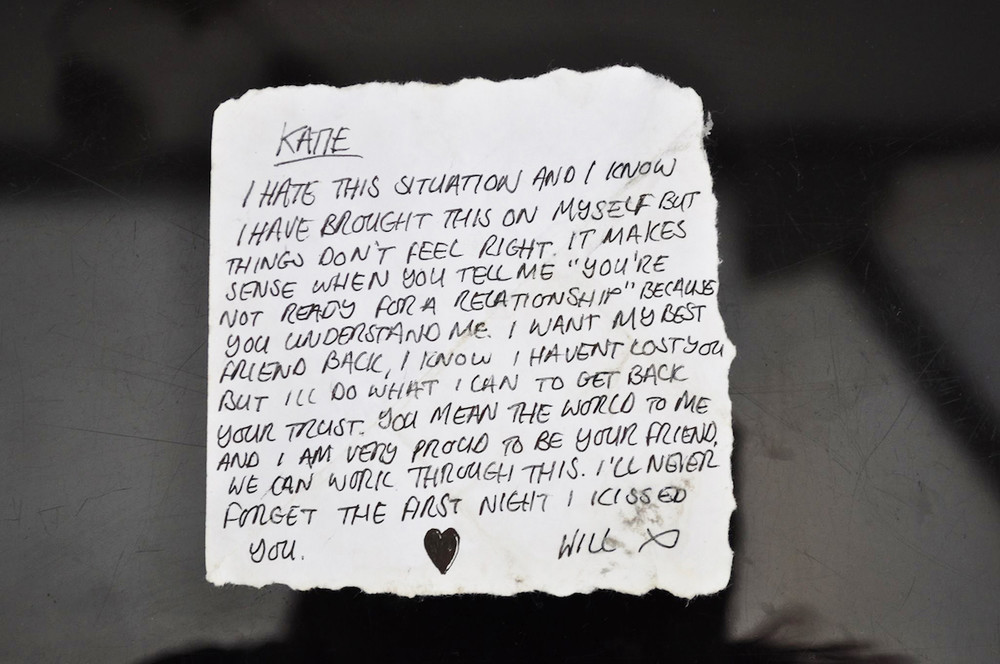 Most romantic love letters ever written