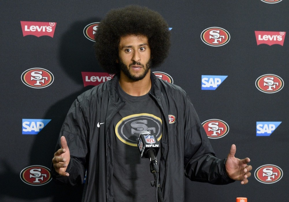 Why Colin Kaepernick S Protest Matters Vice United States