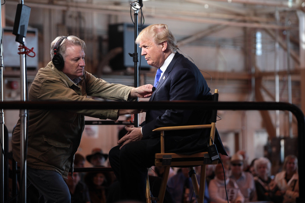 Donald Trump will stop blacklisting media outlets he doesn't like