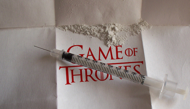 Vermont warns of risky 'Game of Thrones' heroin