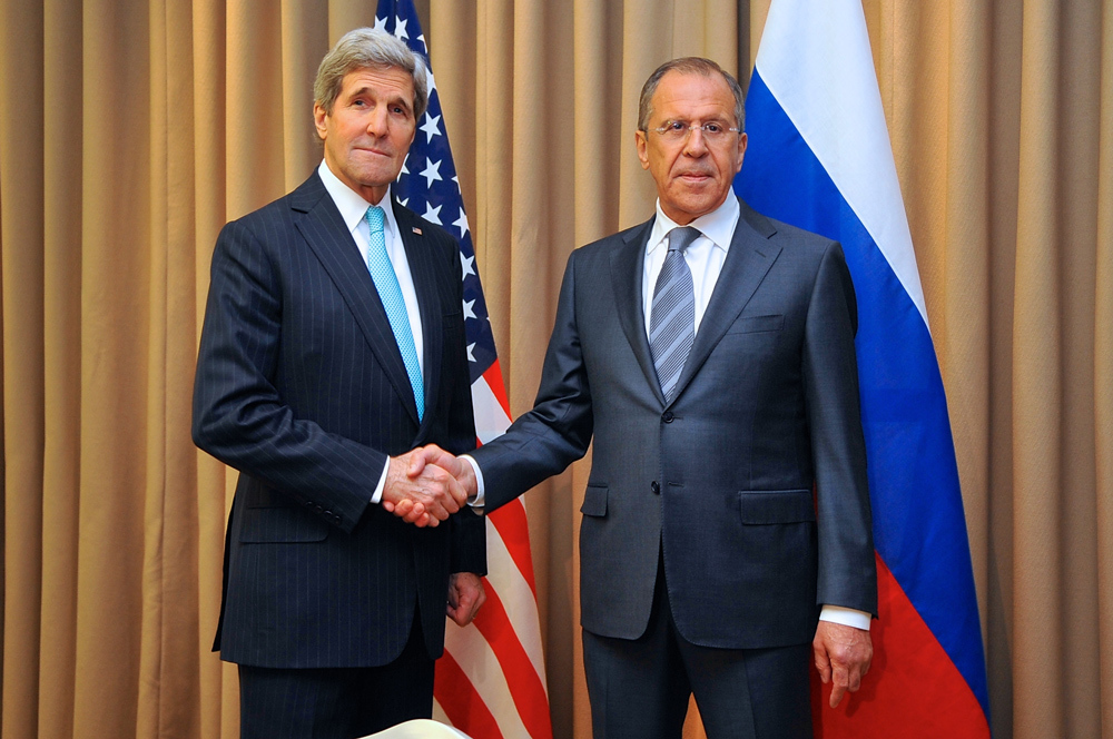 Kerry: US Committed to Syrian Peace Despite Halting Cooperation With Russia