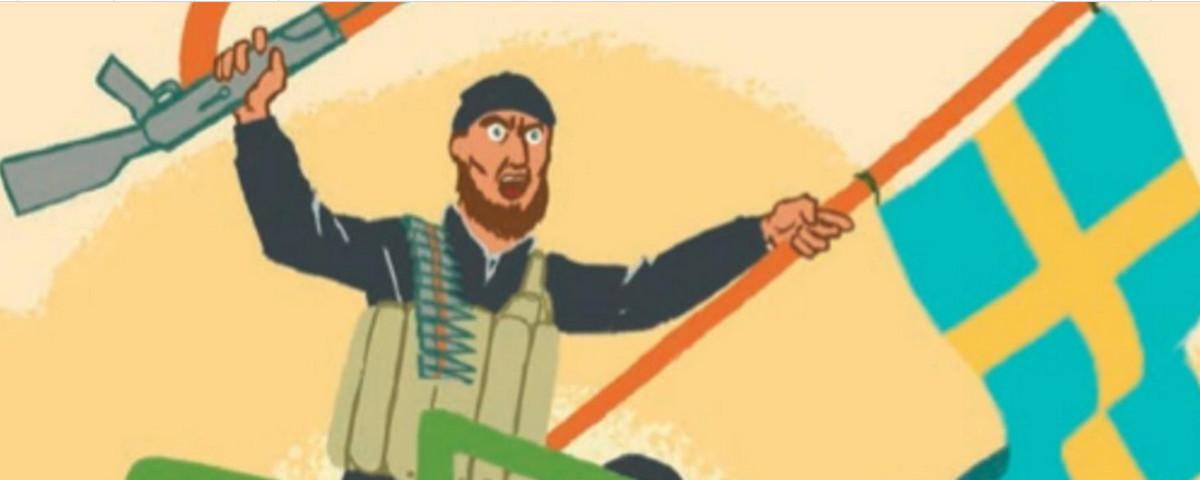 Achmed z krainy wikingów idzie na dżihad