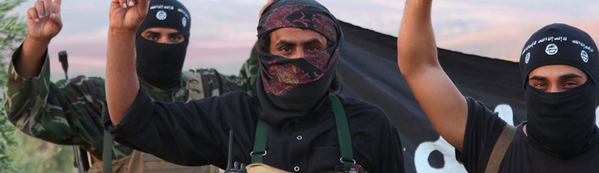 Meine Reise in den Islamischen Staat