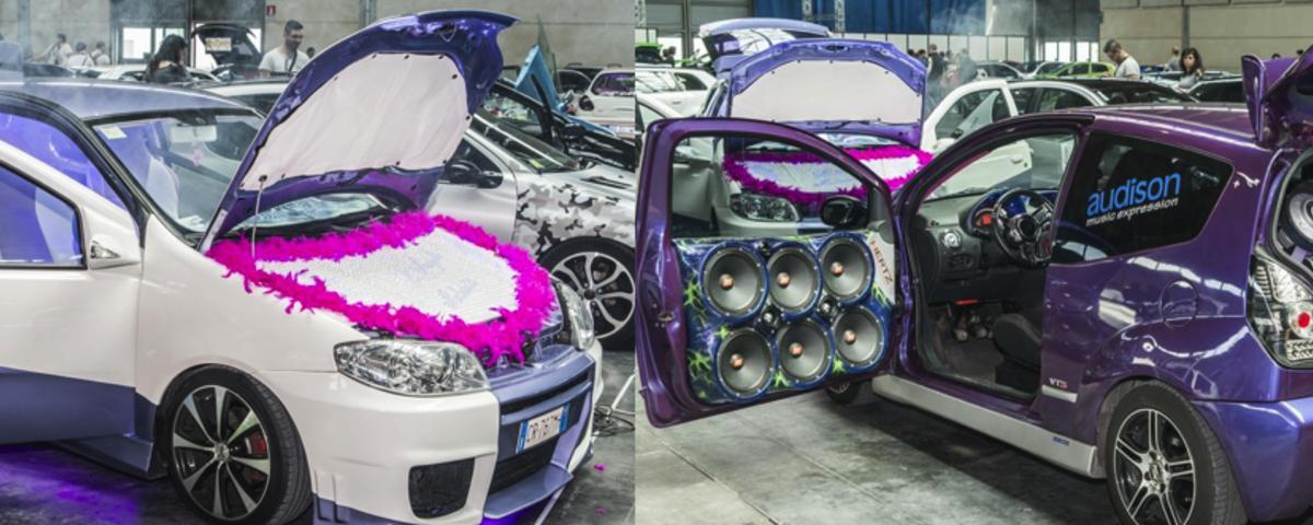 Auto da 2.000 euro, modifiche da 20.000 euro