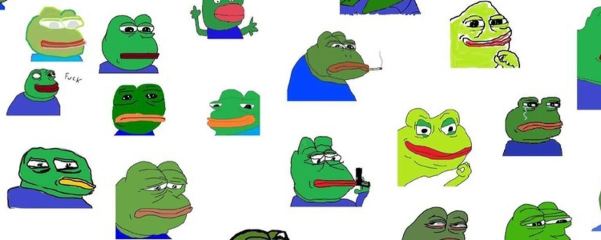 The Man Behind That Frog Meme