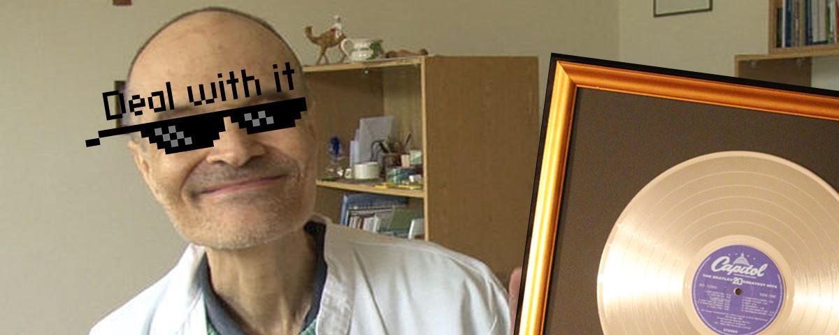 Mark Ronson z Bohnic: MUDr. Karel Nešpor, CSc., trendsetter, génius