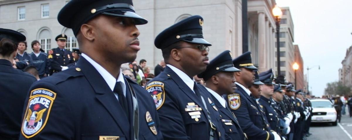 What a Black Cop Thinks of America's Policing Problem