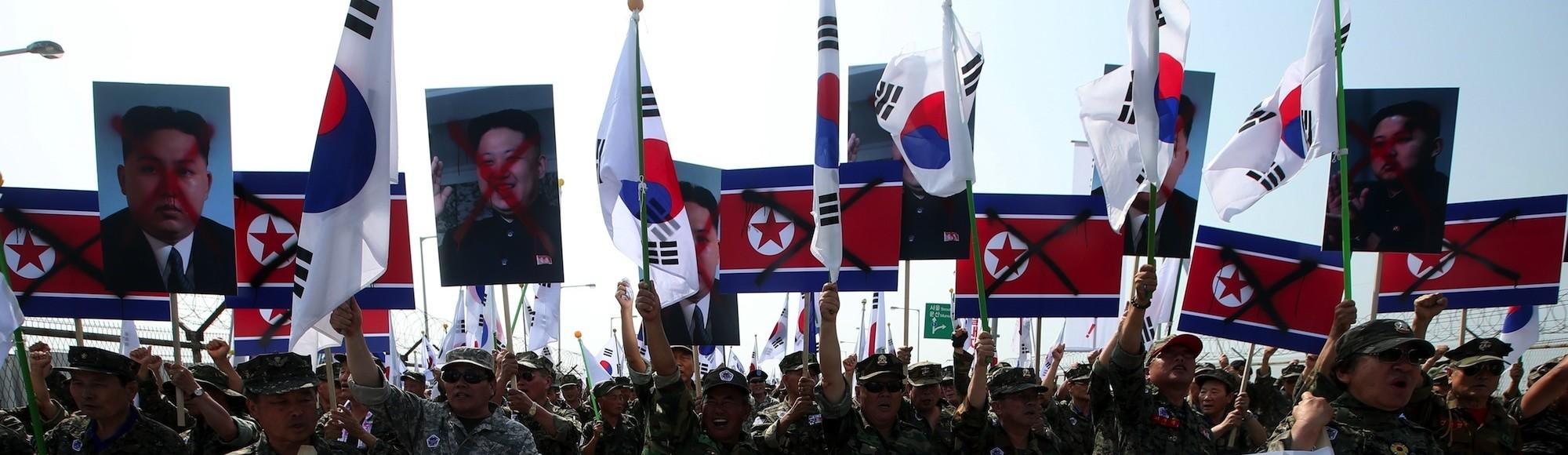 What the Hell Has Been Going On Between North and South Korea?