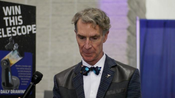 Disappointing Bill Nye