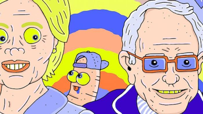 Hillary Vs. Bernie Showdown