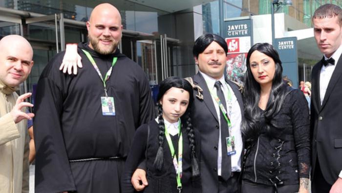 2015 New York Comic Con