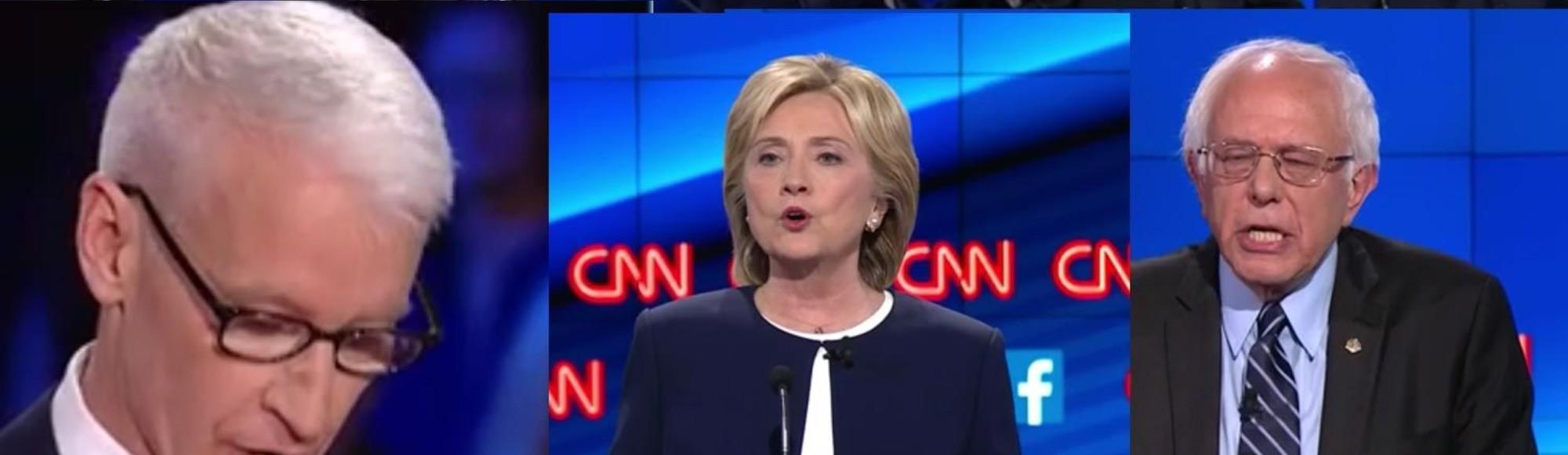 VICE Liveblogs the First Democratic Presidential Debate