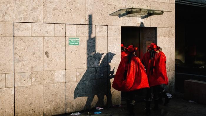 Die deutsche Seele ist eine Fußgängerzone
