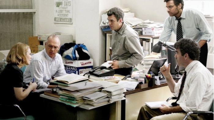 Un periodista investigativo colombiano nos habla sobre la película Spotlight