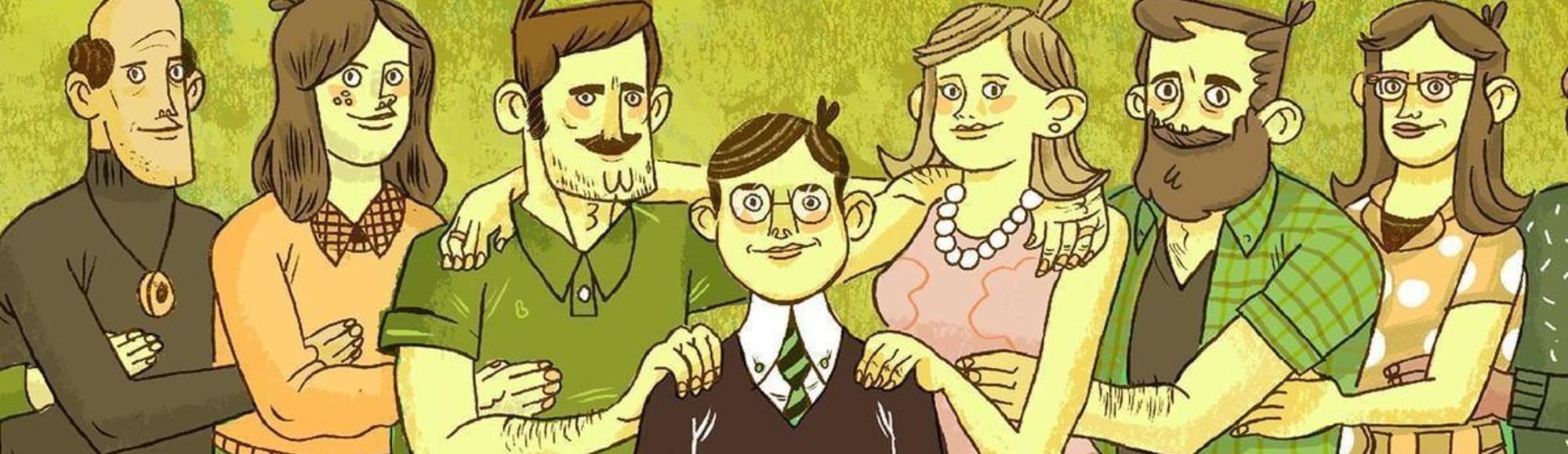 Wychowałem się w poliamorycznej rodzinie