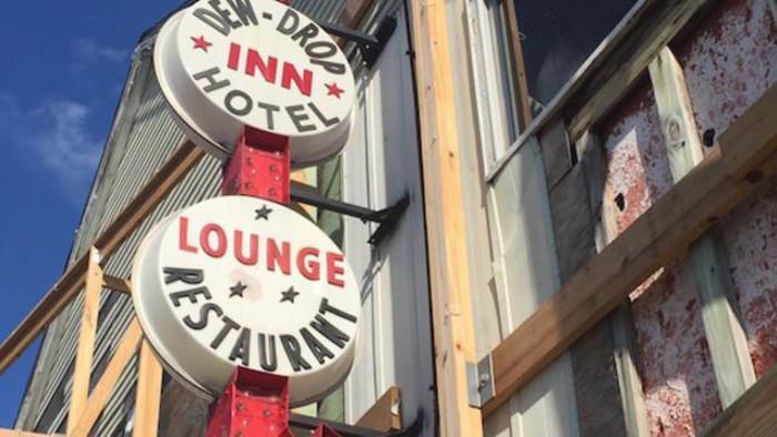 Resurrecting New Orleans' Dew Drop Inn
