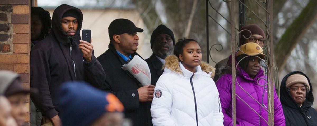 Why Is a Cop Suing the Family of the Teen He Killed?