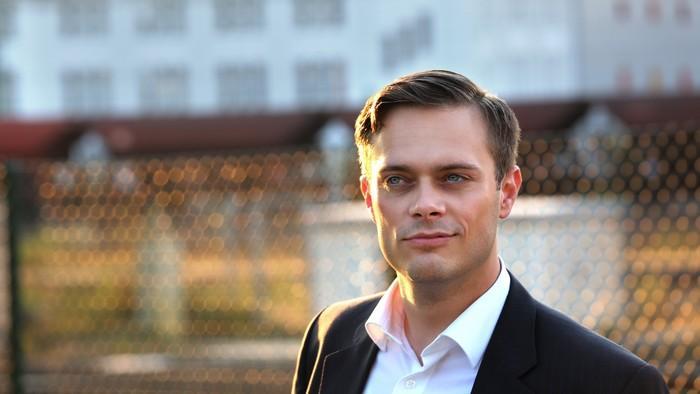 Herr Mohr, der junge Patriot