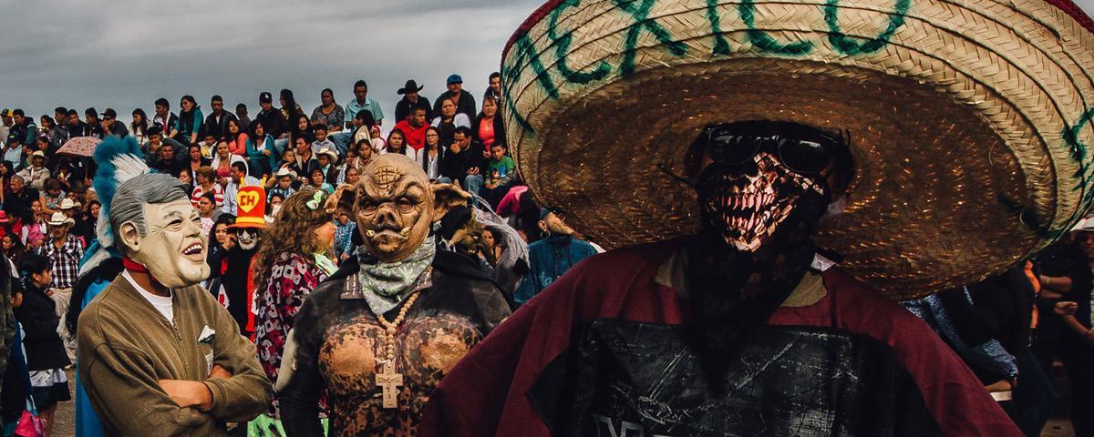 Los shitases de El Jazmín, Querétaro