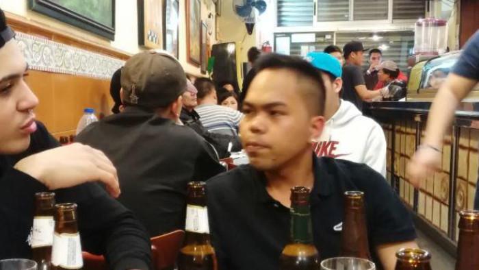 Dos noches de fiesta con los jóvenes filipinos de Barcelona