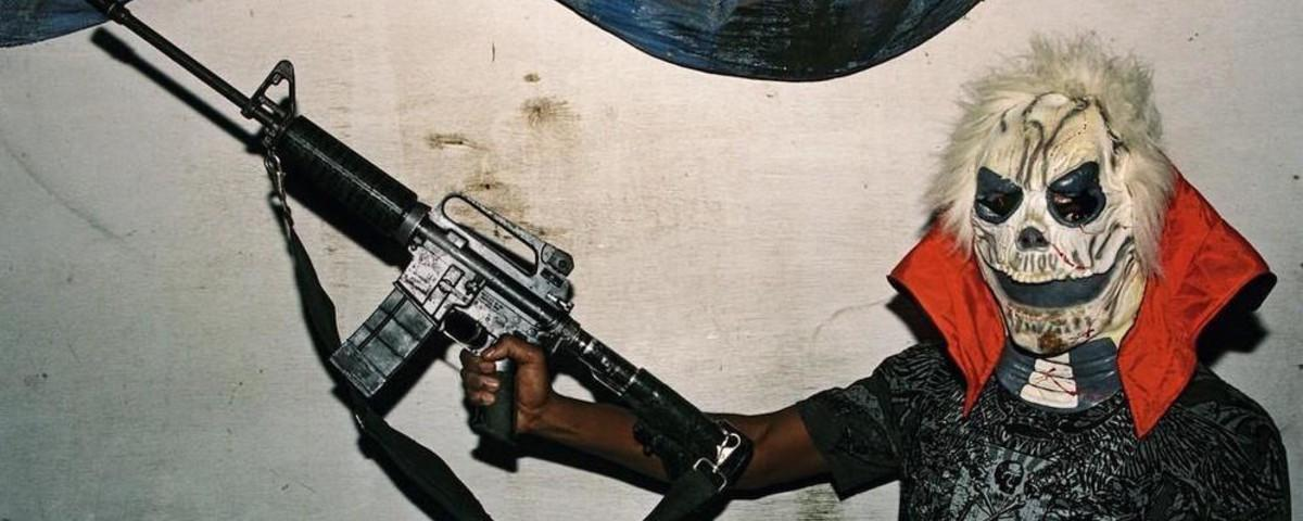 Photos From Jamaica's Most Beautiful Violent Neighbourhoods