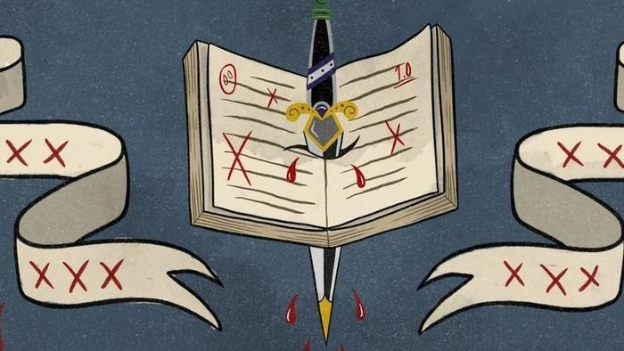 Conversaciones con profesores 'cuchillas'