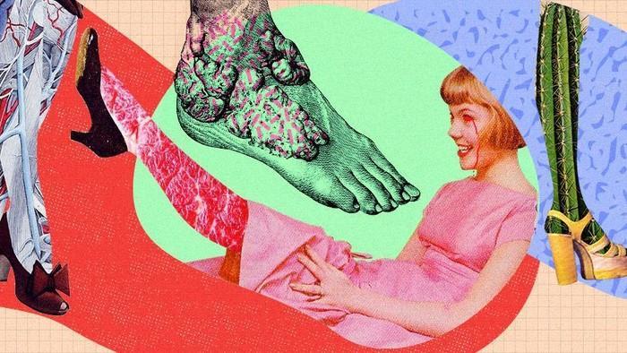 Grilhões femininos: por que muitas mulheres ainda são obrigadas a trabalhar de salto alto?