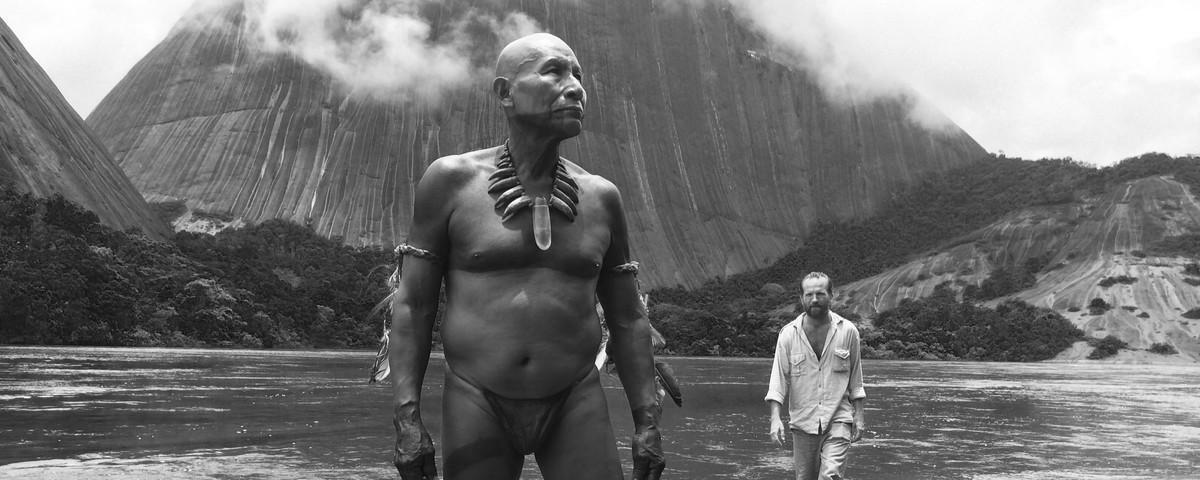 «Объятия змея» – это жестокий психоделический фильм о колонизации Амазонии