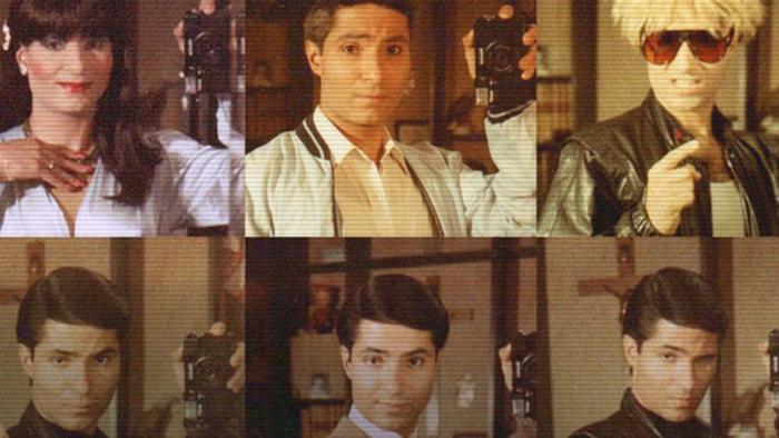 The Many Faces of Laz Rojas