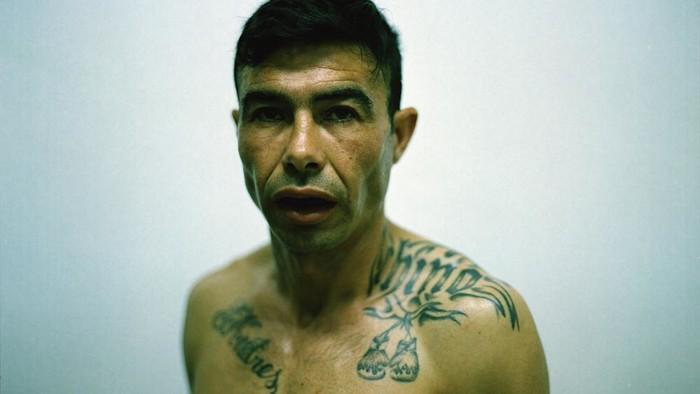 Tatuajes de El Vaquilla y golpes: los boxeadores underground de Sevilla