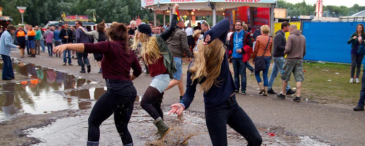 Wat festivallende Belgen en Nederlanders van elkaar kunnen leren