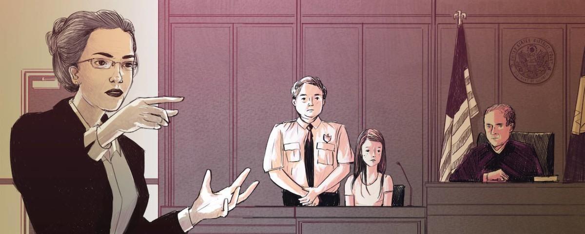 Confessions d'une avocate résignée
