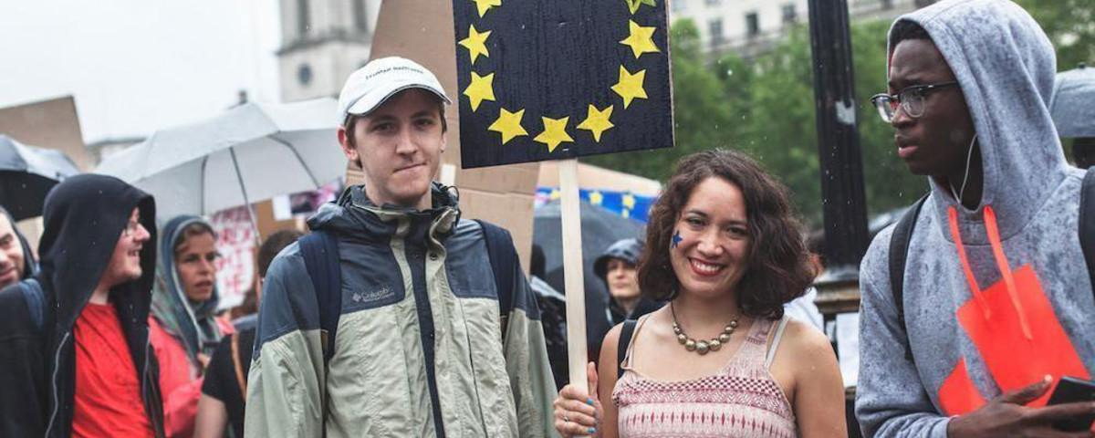 How Brexit Is Already Fucking Over Young People