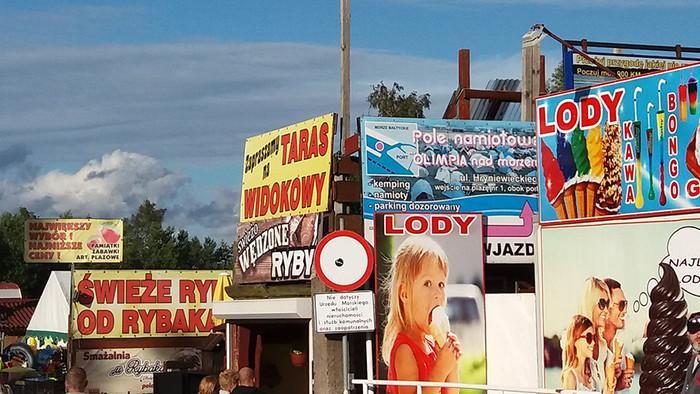 Jak przetrwać wakacje we Władysławowie?