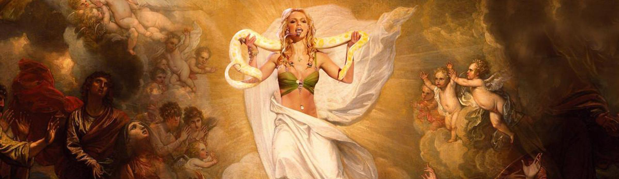 The Resurrection of Britney Spears