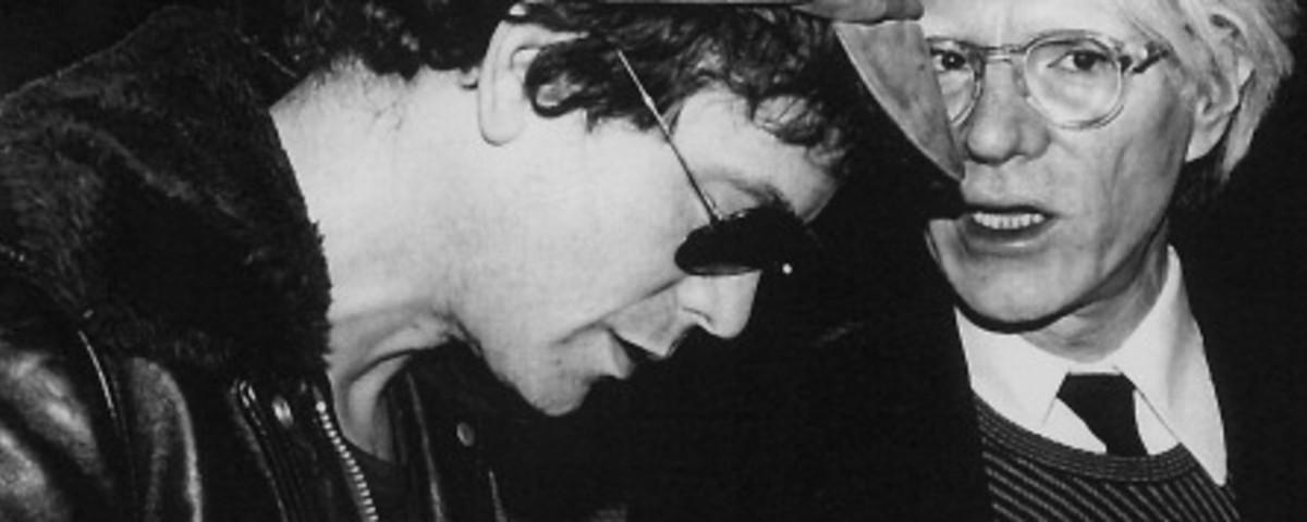 Andy Warhol Wanted Lou Reed to Be His 'Mickey Mouse'