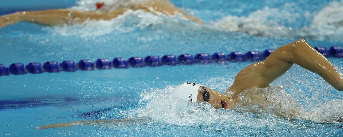 Australia's Record-Breaking Down Syndrome Swim Team