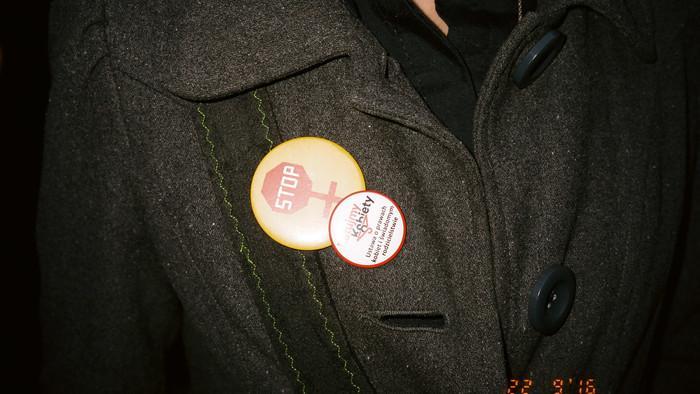 Co oznaczał czarny protest pod Sejmem