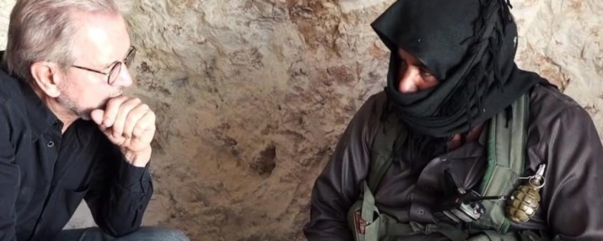 Ist Jürgen Todenhöfer gefährlich naiv oder ein Assad-Propagandist?